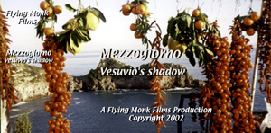 Vesuvio's shadow